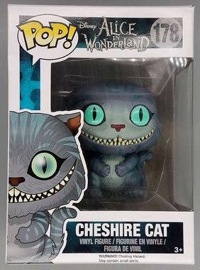 #178 Cheshire Cat - Pop Disney
