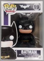 #19 Batman (Trilogy) - DC - The Dark Knight Rises BOX DAMAGE
