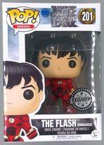 #201 The Flash (Unmasked) - DC Justice League