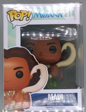 #214 Maui - Pop Disney - Moana