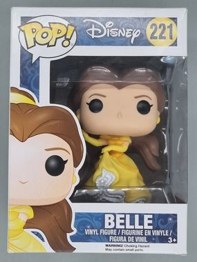 #221 Belle (Gown) - Disney Beauty and The Beast