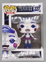#227 Ballora Five Nights At Freddy's Sister Location DAMAGED
