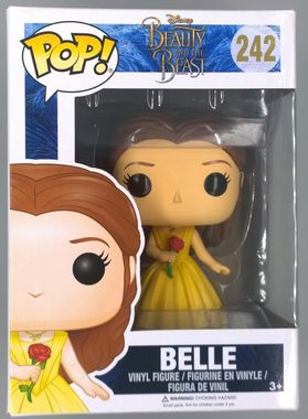 #242 Belle - Disney Beauty and The Beast