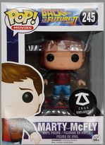 #245 Marty McFly (Hoverboard) - Back to The Future II