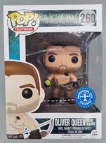 #260 Oliver Queen (Island Scarred) - Arrow - Exclusive