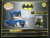 #277 1950 Batmobile (Blue) - Metallic Pop Rides Batman 80th
