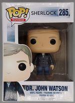 #285 Dr. John Watson - Sherlock - BOX DAMAGE