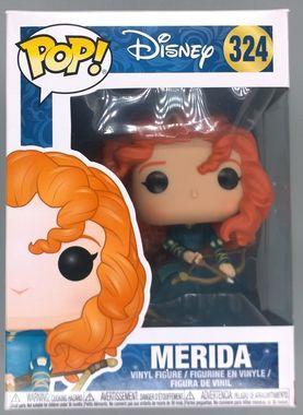 #324 Merida (Gown) - Disney Brave