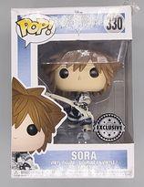 #330 Sora (Final Form) Disney Kingdom Hearts BOX DAMAGE
