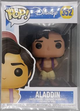 #352 Aladdin - Disney Aladdin