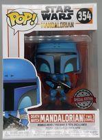 #354 Death Watch Mandalorian (Two Stripes) - Pop Star Wars
