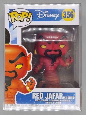 #356 Red Jafar (as Genie) - Pop Disney - Aladdin
