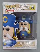 #36 Cap'n Crunch (w/ Sword) - Pop Ad Icons - Cap'n Crunch