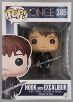 #385 Hook with Excalibur - Once Upon a Time BOX DAMAGE