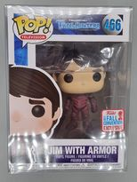 #466 Jim with Armor - Pop Television - Trollhunters Limited