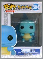 #504 Squirtle - Pokemon