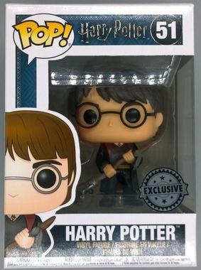 #51 Harry Potter (w/ Firebolt) - Harry Potter