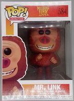 #584 Mr. Link - Pop Animation - Missing Link