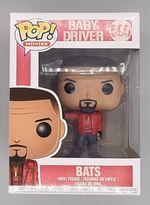 #595 Bats - Pop Movies - Baby Driver - BOX DAMAGE