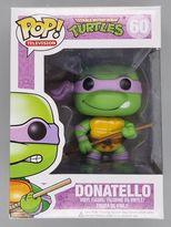 #60 Donatello - Teenage Mutant Ninja Turtles - BOX DAMAGE