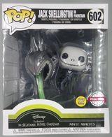 #602 Jack Skellington (in Fountain) Movie Moment Glow Disney