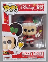 #612 Mickey Mouse (Holiday) - Pop Disney