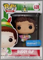 #639 Buddy Elf (w/ Baby) - Pop Movies - Exclusive - Elf