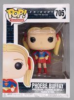 #705 Phoebe Buffay (Supergirl) - Friends - BOX DAMAGE