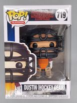 #719 Dustin (Hockey Gear) - Pop Television - Stranger Things