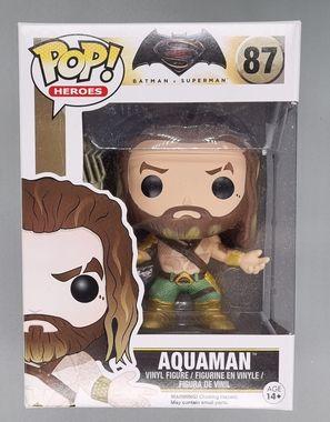 #87 Aquaman - DC - Batman V Superman