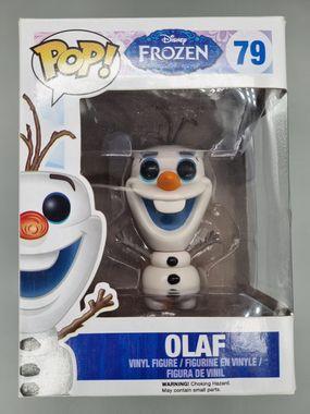 #79 Olaf - Pop Disney - Frozen