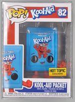 #82 Kool-Aid Packet (Tropical Punch) Pop Foodies - Hot Topic