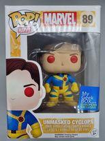 #89 Unmasked Cyclops - Marvel X-Men - Exclusive