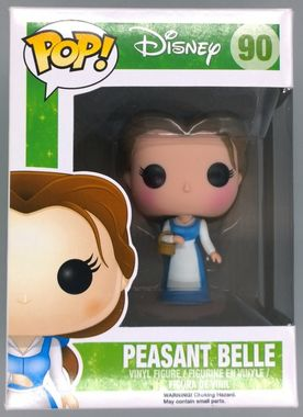 #90 Peasant Belle - Disney Beauty and the Beast