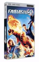 Fantastic 4 UMD Movie
