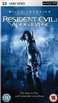 Resident Evil: Apocalypse- UMD Movie