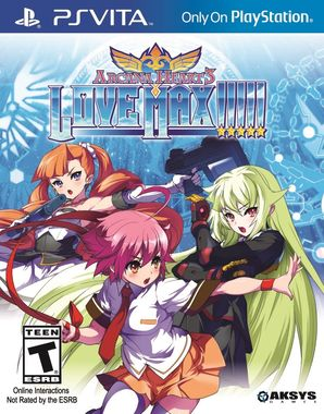 Arcana Heart 3: Love Max US Import