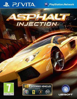 Asphalt: Injection