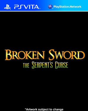 Broken Sword: The Serpents Curse