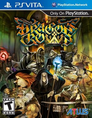 Dragons Crown (US Import)