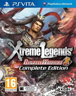 Dynasty Warriors 8: XL Complete Edition