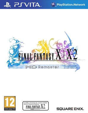 Final Fantasy X/X?2 HD Remaster