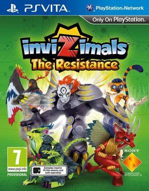 Invizimals: The Resistance