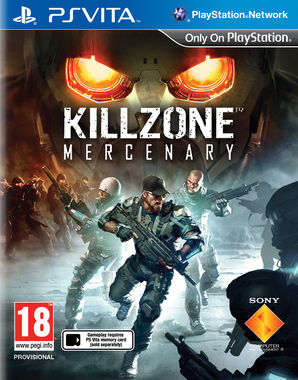 Killzone Mercenary