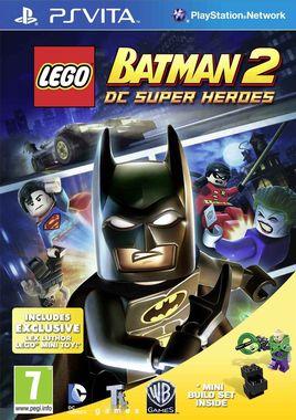 Lego Batman 2: DC Super Heroes Limited Lex Luthor Toy Editio