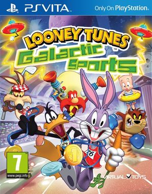 Looney Tunes: Galactic Sports