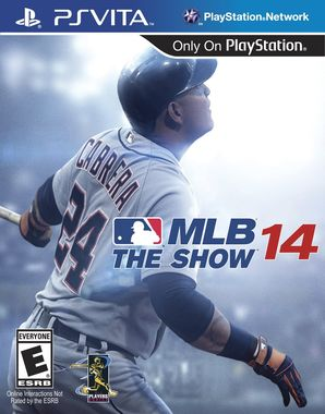 MLB The Show 14 US Import