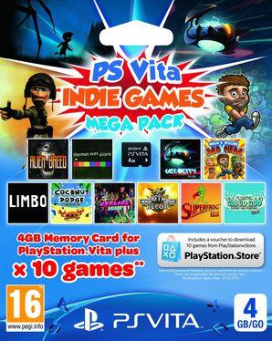 PS Vita Indie Games Mega Pack