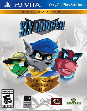 Sly Cooper Collection (USA Import)
