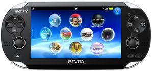 Sony PS VITA Console WI-FI - Black